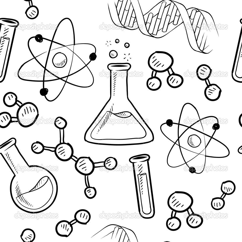 Coloring Pages Easy On The Eye Science Coloring Pages