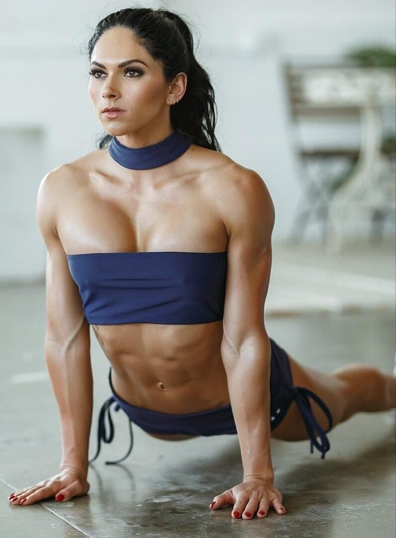 Aspen Fitness Motivation Muscular Women Muscle Women Fitness Models