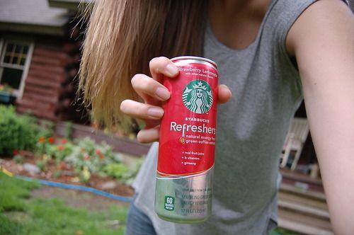 Starbucks Refresher ♡