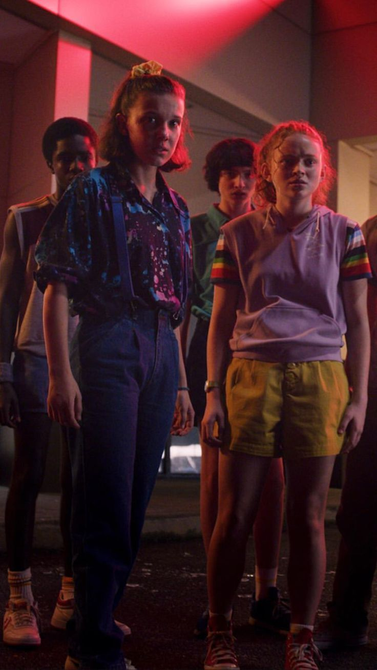 The Nike X Stranger Things Collection Is a Fun Flashback to