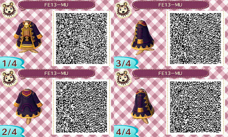 Clothing Designs Animal Crossing New Leaf For 3ds Wiki Guide