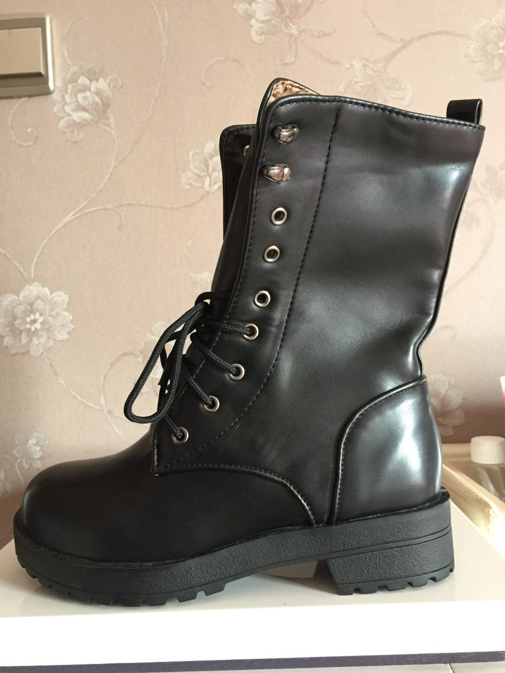 Aliexpress.com : Buy 2016 New Martin boots Ankle boots women shoes ...