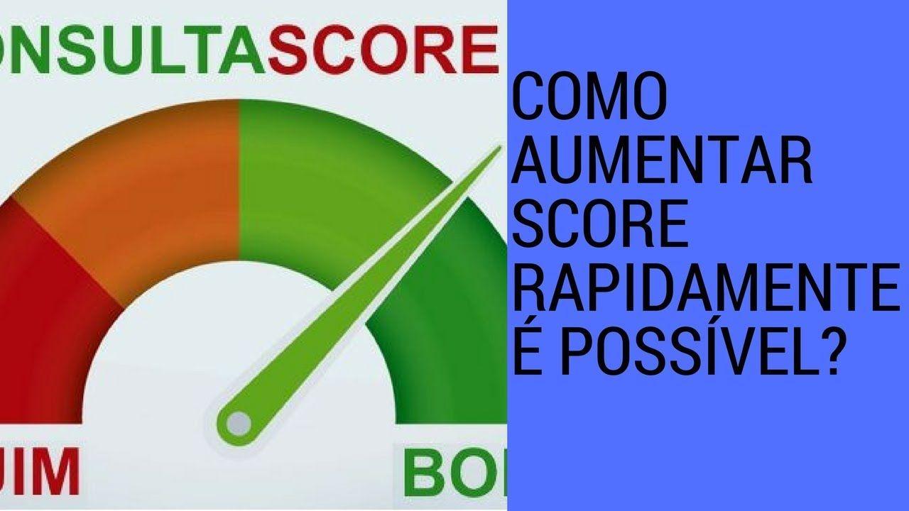 manual do novo score