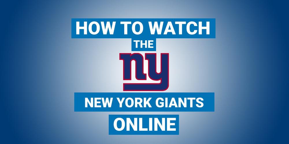 Watching Giants vs Redskins NFL Games on Reddit NFL