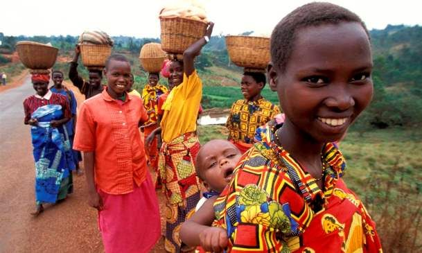 Through long-term development work CARE for the world's poorest women should be able to fend for themselves.