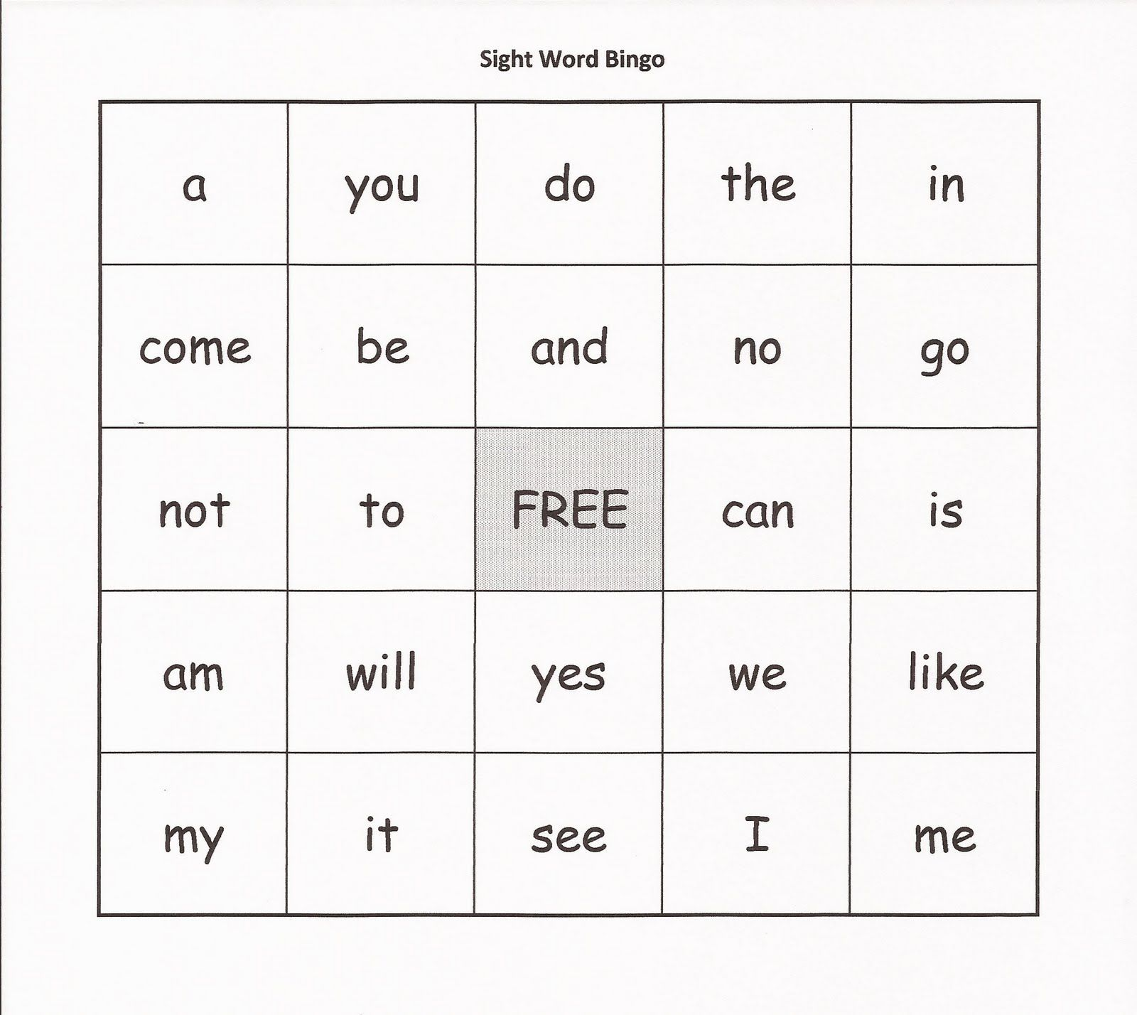 worksheet Preschool Sight Words worksheet sight words preschool wosenly free mikyu for pre k images guru alfa