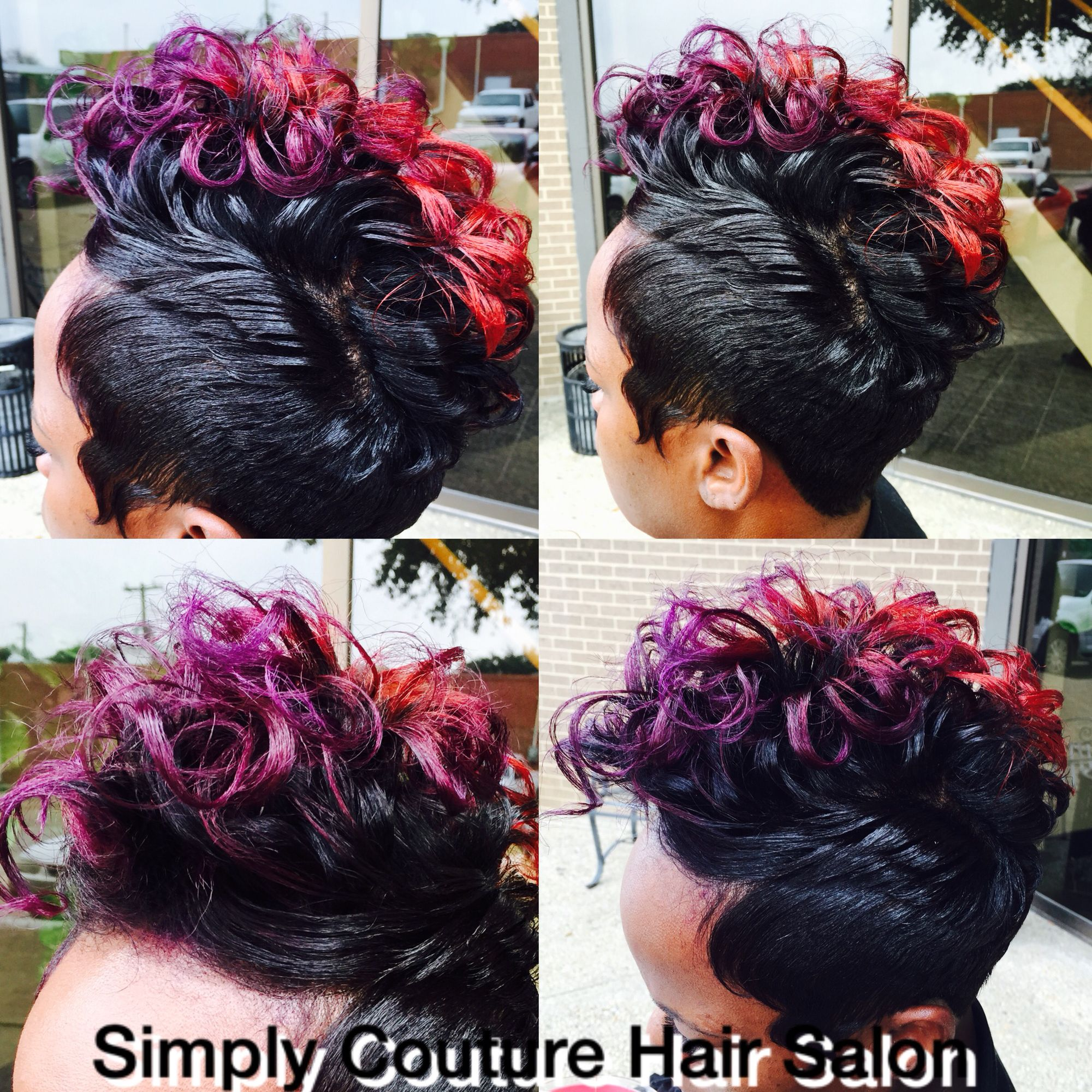 simply couture hair salon dallas tx | hairstyles | pinterest
