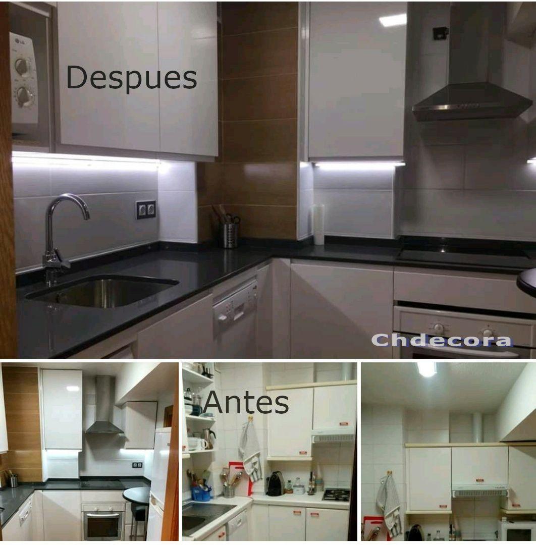 Pin En Cocinas E Instalacion De Chdecora