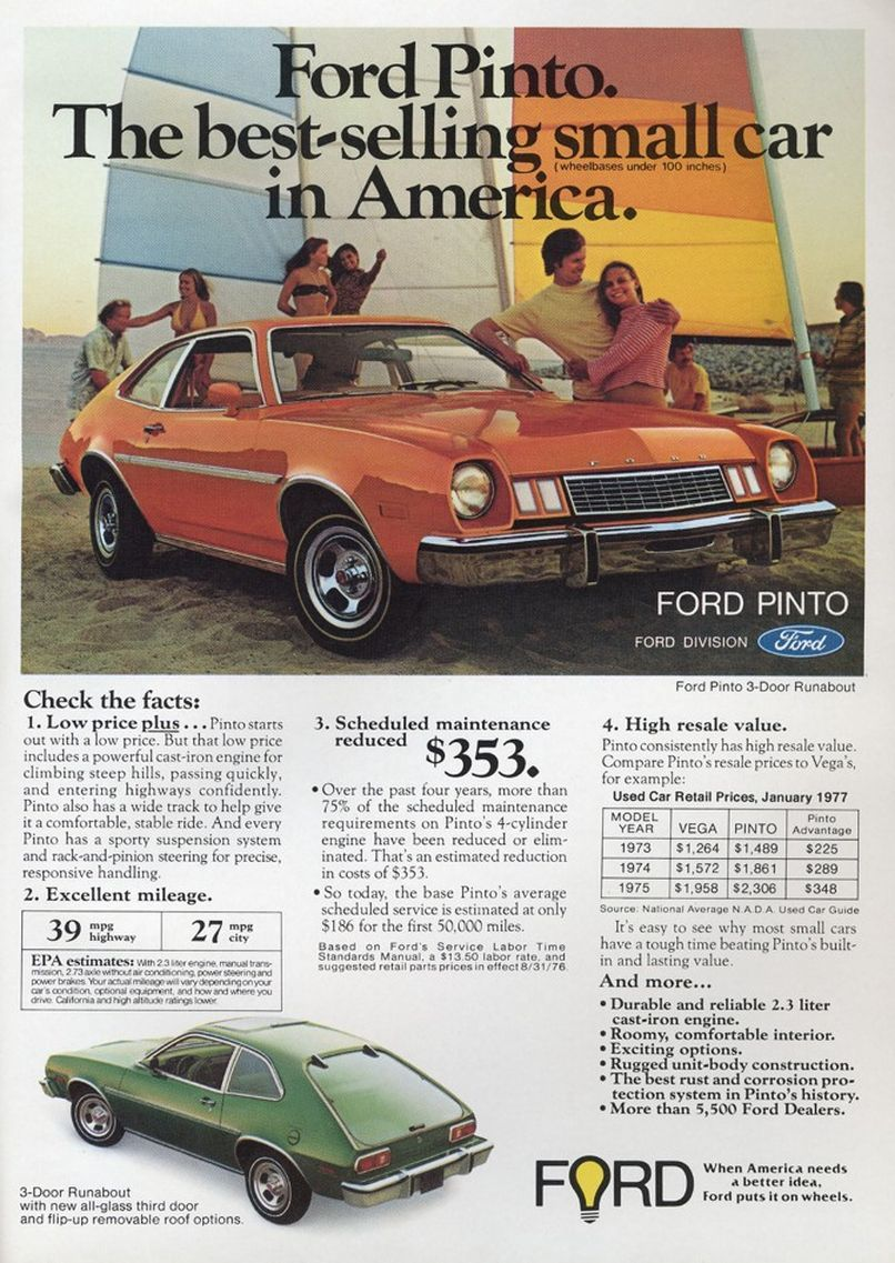 1977 Ford Pinto