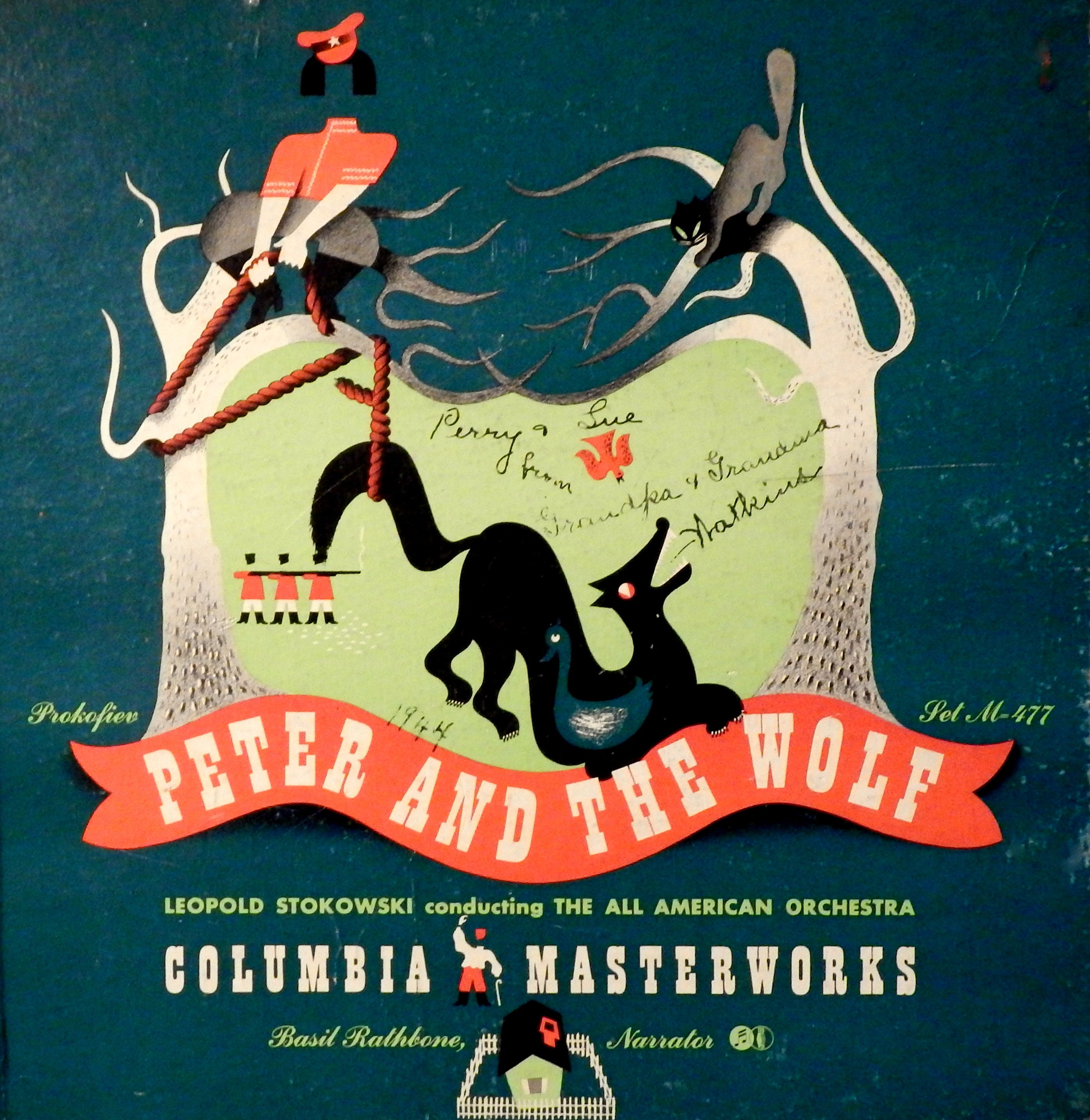 Peter And The Wolf Prokofiev Free Download Borrow