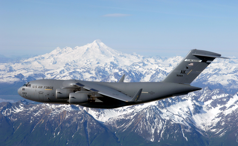 Boeing C-17 GLOBEMASTER III INDIA Indian AirForce IAF Vinyl Sticker Decal