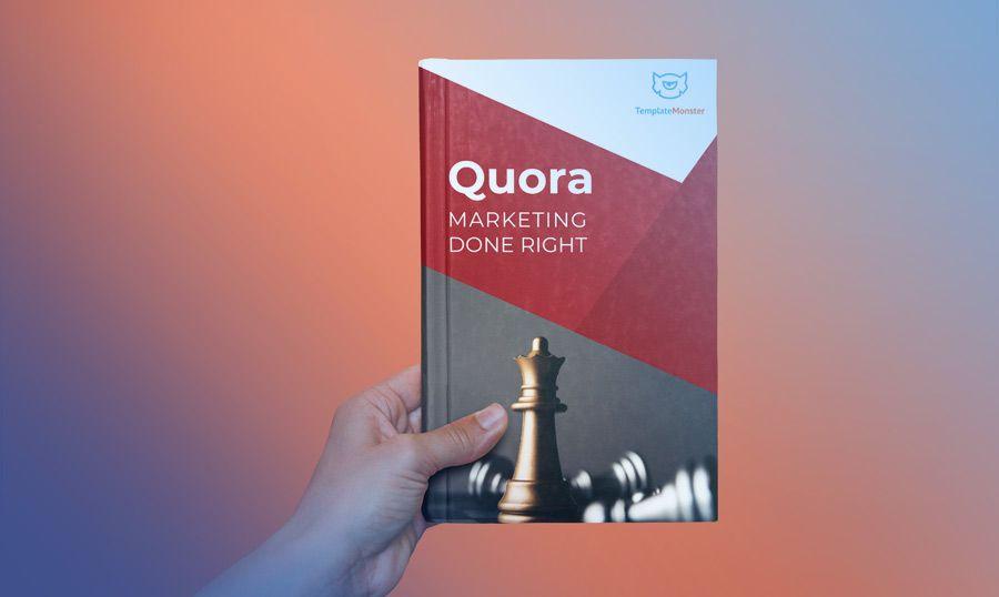 Quora Marketing Done Right [Free eBook] | Marketing Materials | Free