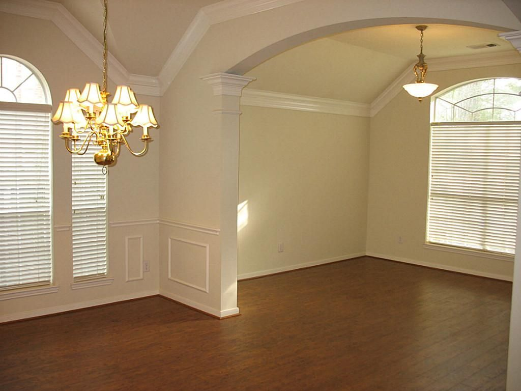 Crown Molding Arched Windows Arch Molding House Design