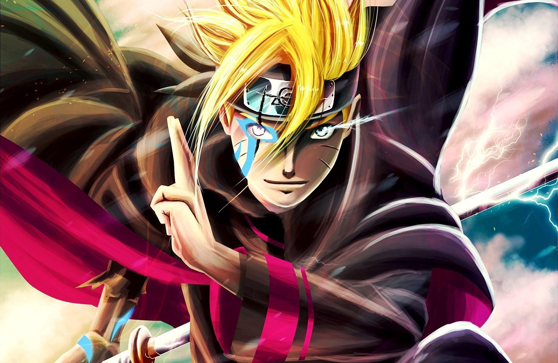 Download Gambar Wallpaper Anime Naruto Keren Untuk Android