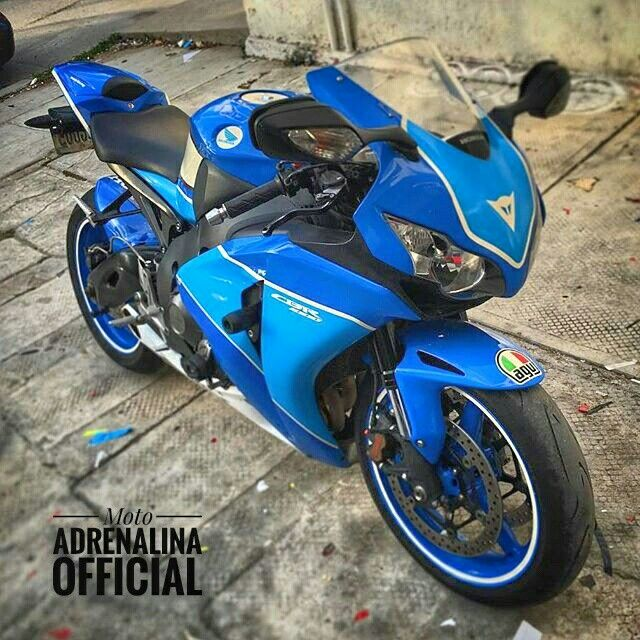 Honda CBR 1000RR Facebook Page