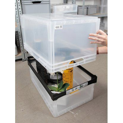 EuroboxSystem Tauro Adapterring für Box 40 x 30 cm Obi