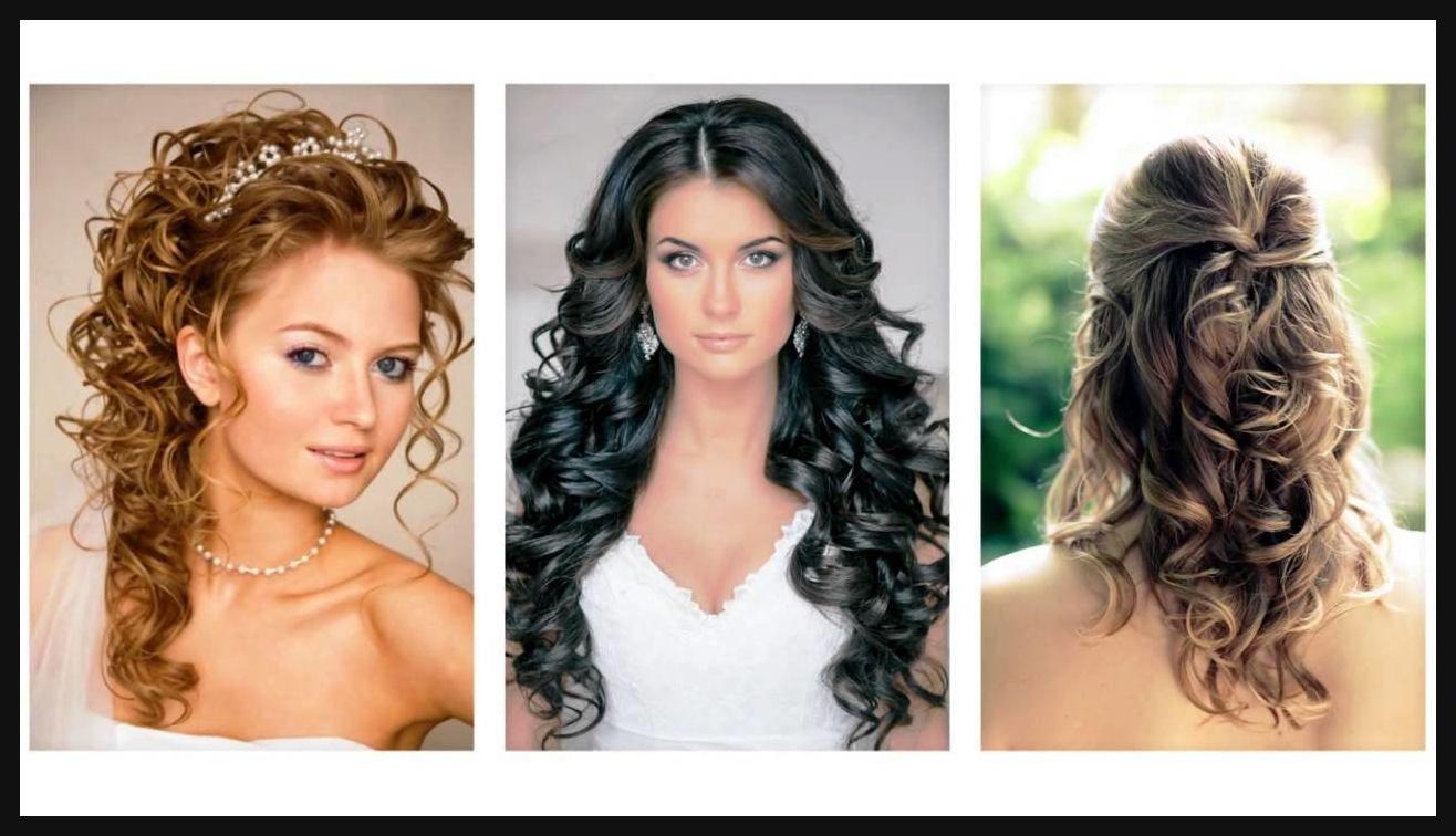 Brautfrisur Lange Haare Youtube Einfache Frisuren Frisuren