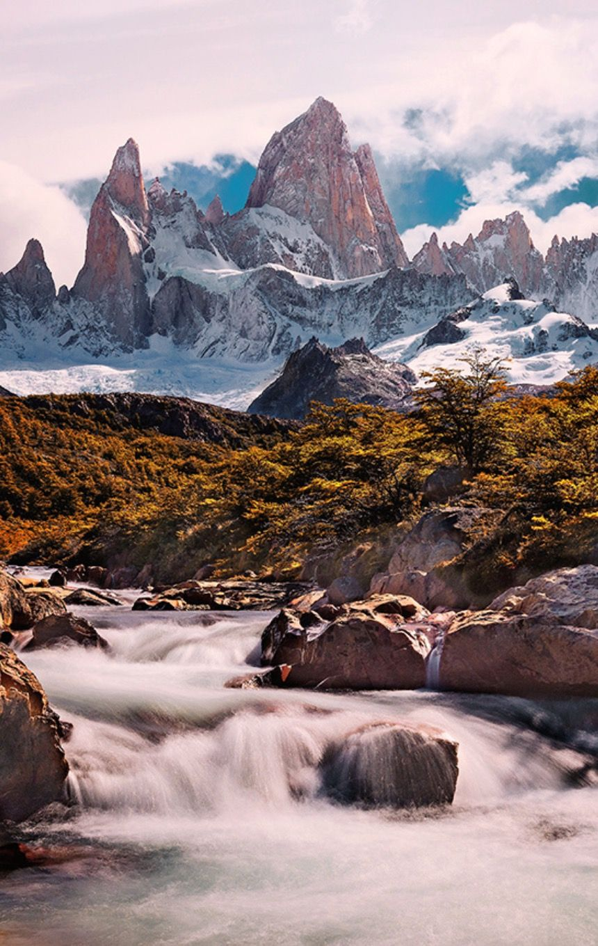 It's gettin' late... by Barbara Seiberl-Stark / 500px (Patagonia, Argentina)