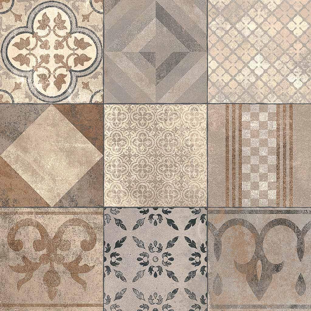 Betontegels Gecoat 60x60.Tuintegels Gecoate Tegels Mosaic Arabica 60x60x4 Lek