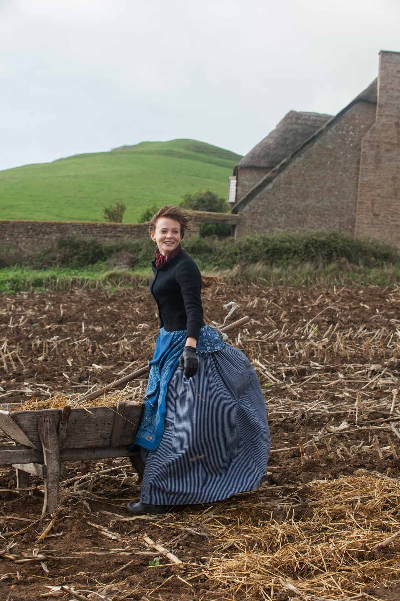 bathsheba troy courtship far from Far from the madding crowd doesn't offer anything new to film goers those who enjoy the book will find that it is a faithful adaptation, but it doesn't offer anything new to the story.