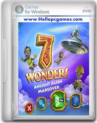 7 Wonders Ancient Alien Makeover Game Free Download Full Version