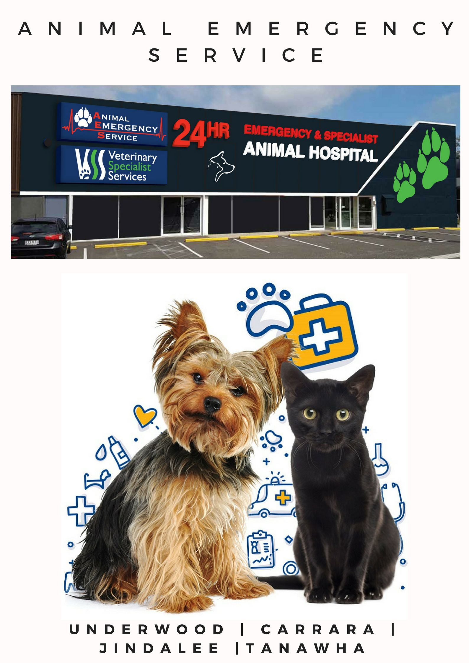 After Hours Vet Gold Coast Emergency vet, Service animal
