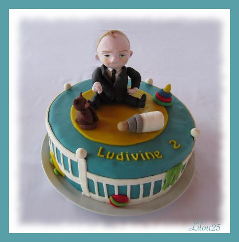 Baby Boss Gâteaux en fête de lilou 25 (avec images