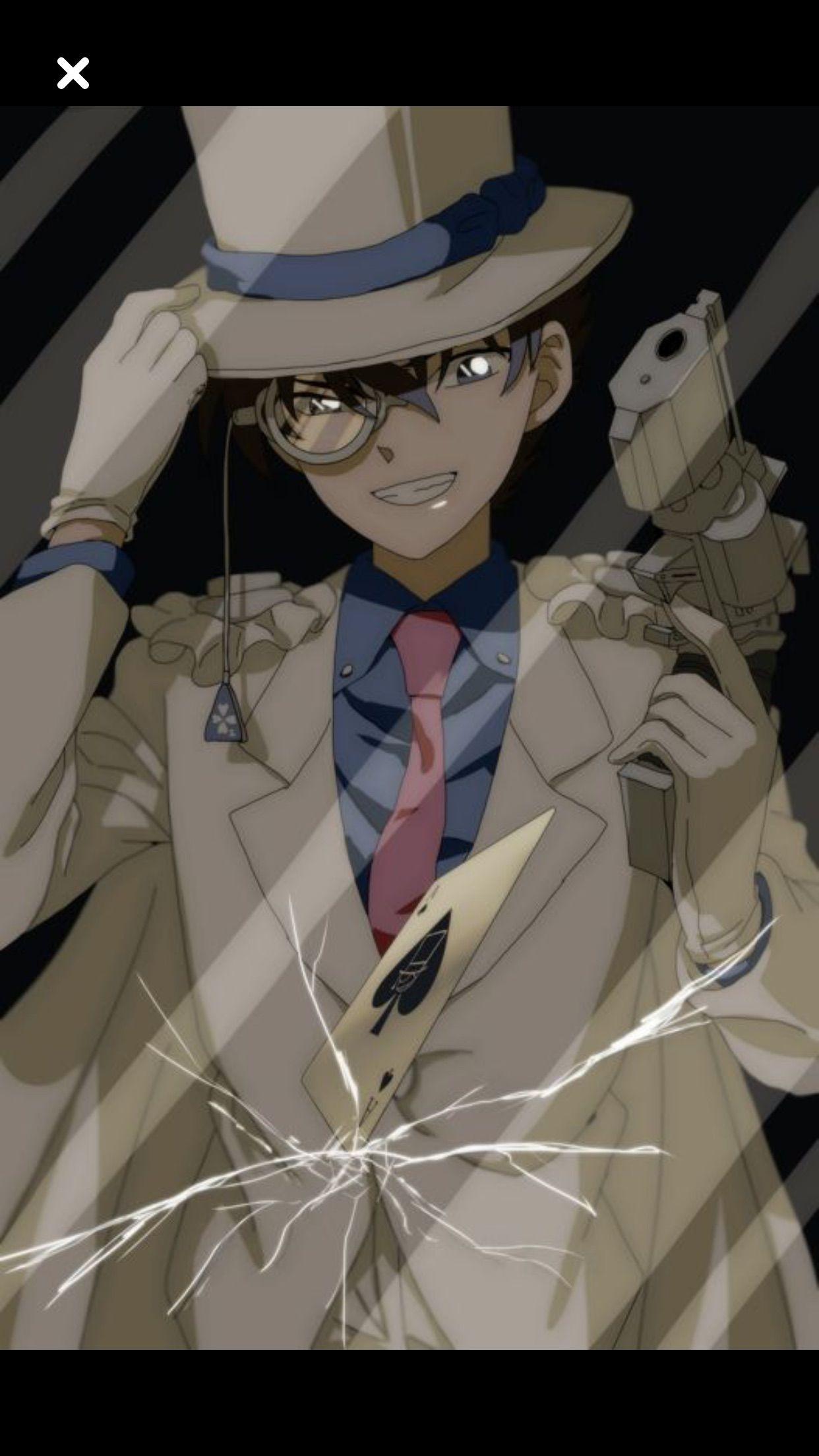 Pin de Mui Rui en Hot anime guys Detective, Fondo de