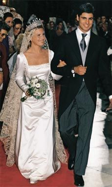 Vestido de novia de eugenia martinez de irujo