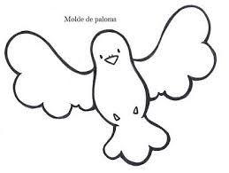 Moldes Para Realizar Palomas Buscar Con Google Dibujos De Palomas Paloma Manualidades
