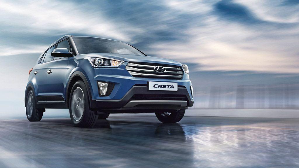 Hyundai планирует запустить сборку Creta в России