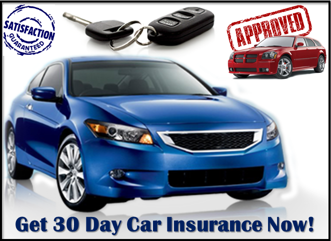 30 Day Car Insurance Policy With No Credit Check Best Quotes