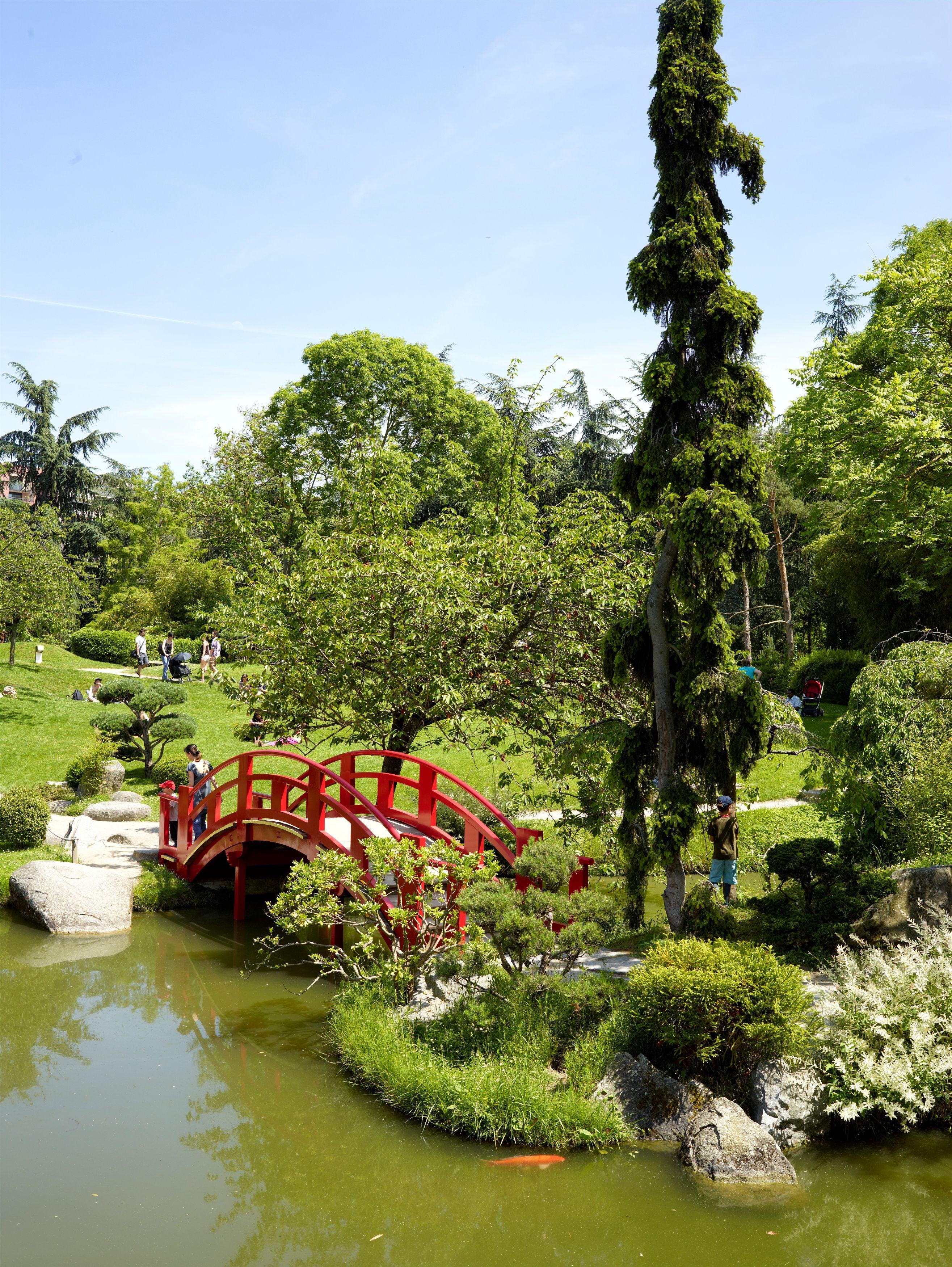 Jardin Japonais Que Faire A Toulouse Toulouse Tourisme Jardin