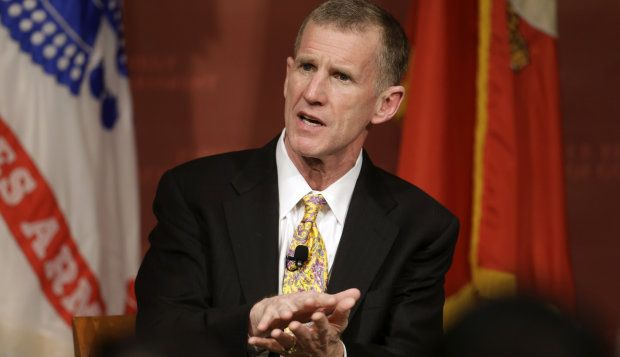 Gen Stanley McChrystal Asks Every Job Candidate This Unusual - interview question