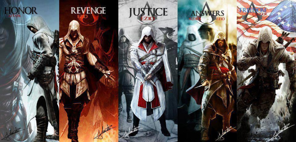 Honor Revenge Justice Answers Freedom Assassin S Creed
