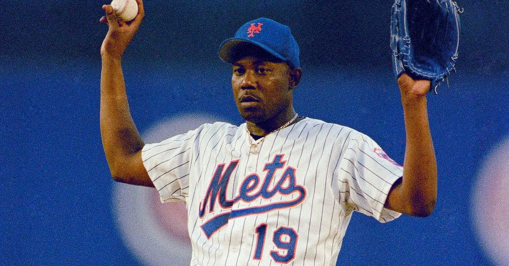 Anthony Young, Who Lost 27 Consecutive Decisions for Mets