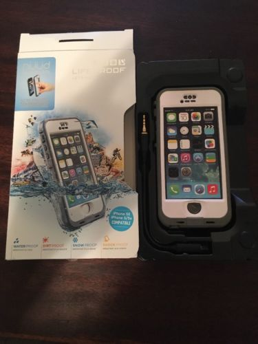 Genuine Lifeproof Nuud iPhone 5 5s SE case (white) https://t.co/pxalPw52cP https://t.co/T10d6PsDyl http://twitter.com/Ceafli_Haayxu/status/773589680956772352