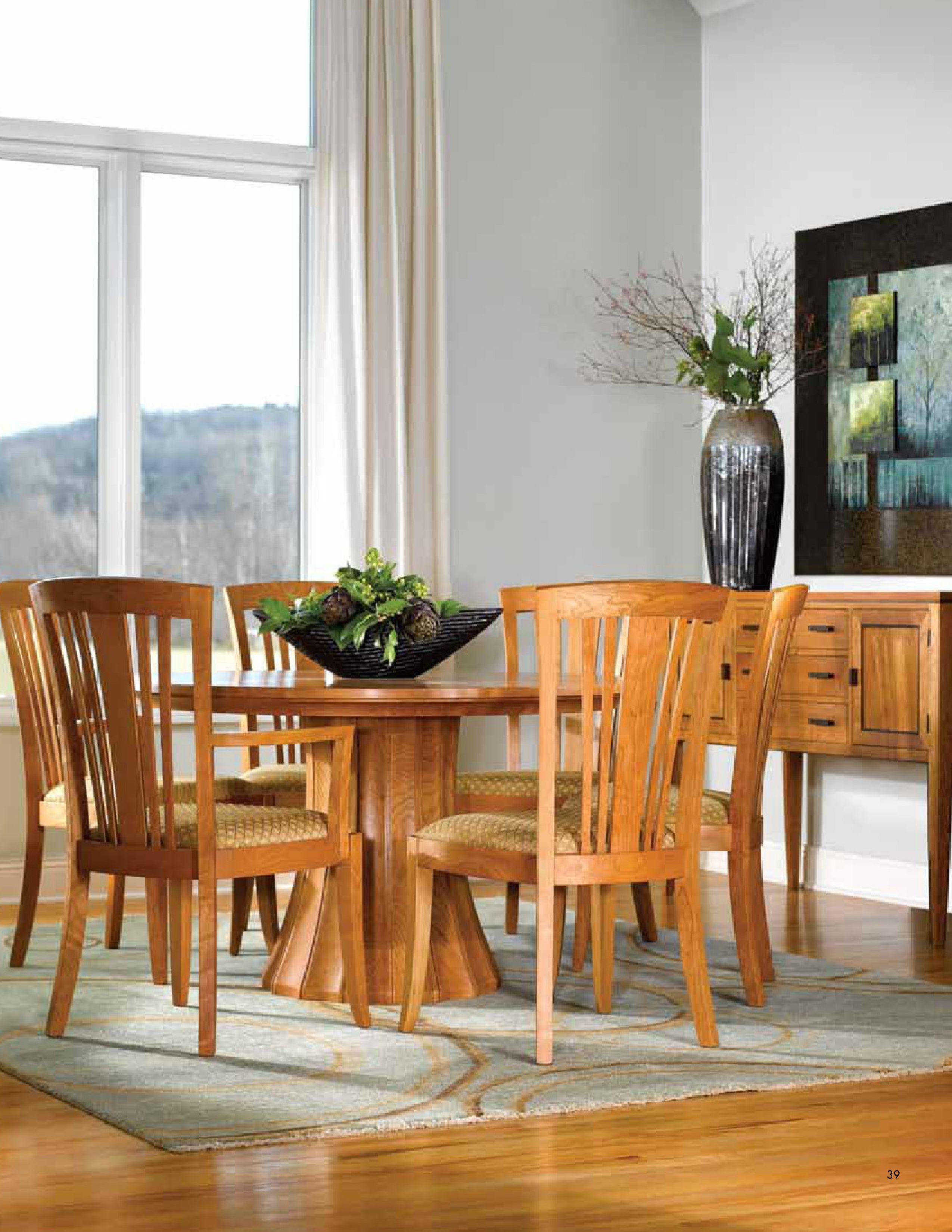 Stickley Dining Room Furniture: Stickley Modern Collection