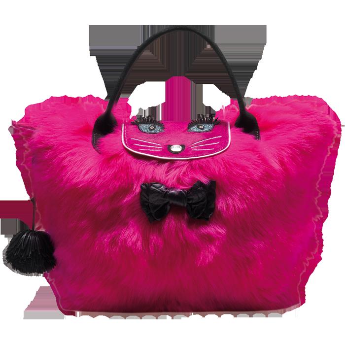 Le Pliage de Noël - Top handle bag 'Petit Chat'