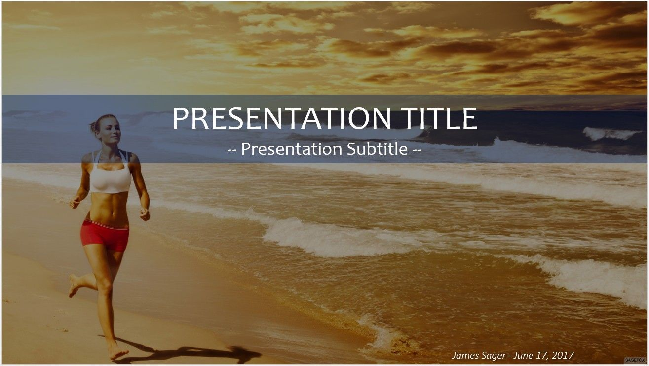 Running powerpoint free powerpoint templates by sagefox free running powerpoint by sagefox choose from thousands of quality templates with no fees or registration required new powerpoint templates added daily toneelgroepblik Image collections