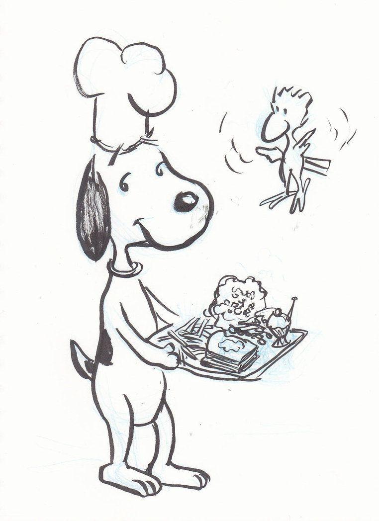 Pin de Susana A.V. en Snoopy Coloring Pages | Pinterest