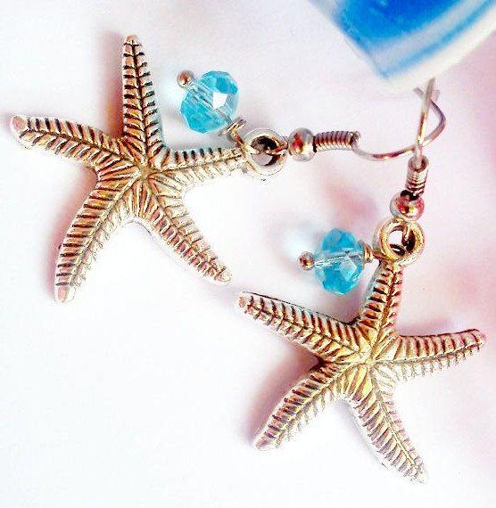 Starfish #earrings