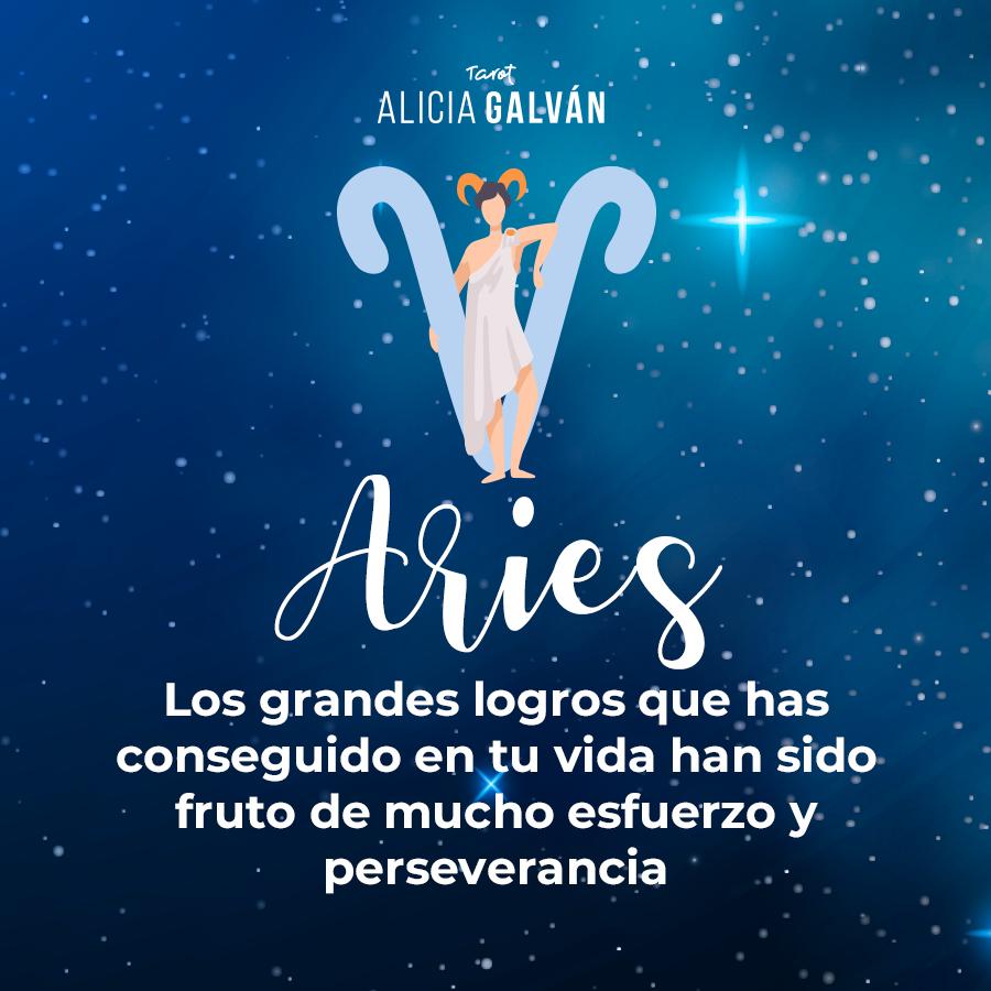 Horóscopo Mensual Aries Alicia Galván Aries Horoscopo Aries Signo Zodiacal Aries