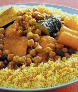 Couscous Vegetables Moroccan Cooking Tunisian Food Couscous Recipes