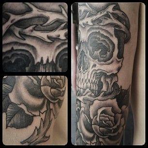 Rosas y Muerte
