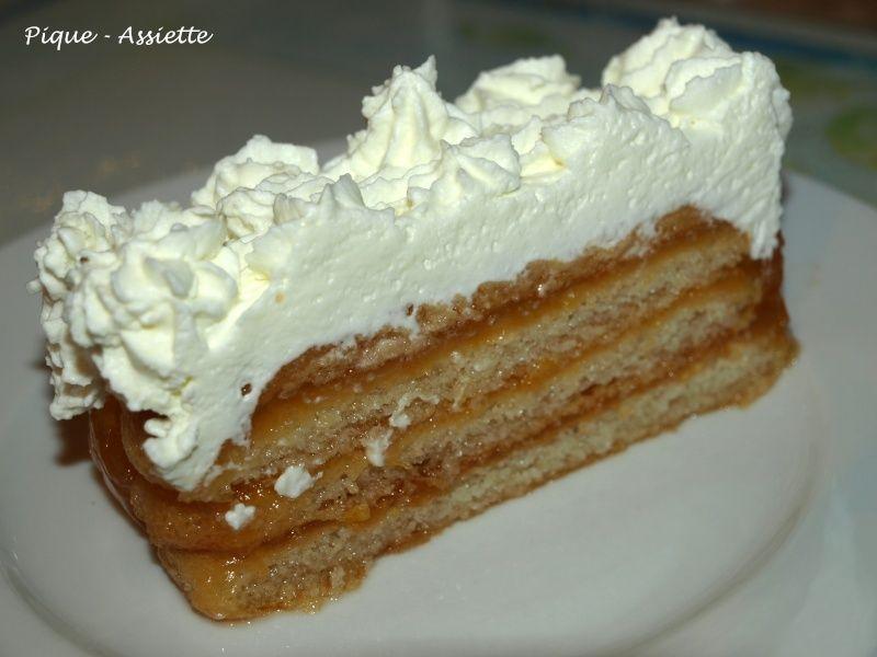 BABA AU RHUM SANS CUISSON (Gâteau sans cuisson). - Pique - Assiette #babaaurhumrecette