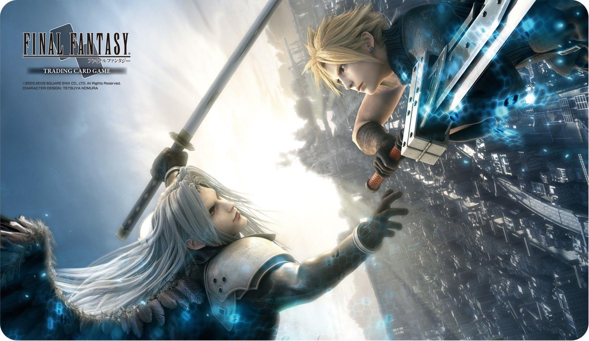 Final Fantasy Cloud Wallpapers For Widescreen Wallpaper In 2020