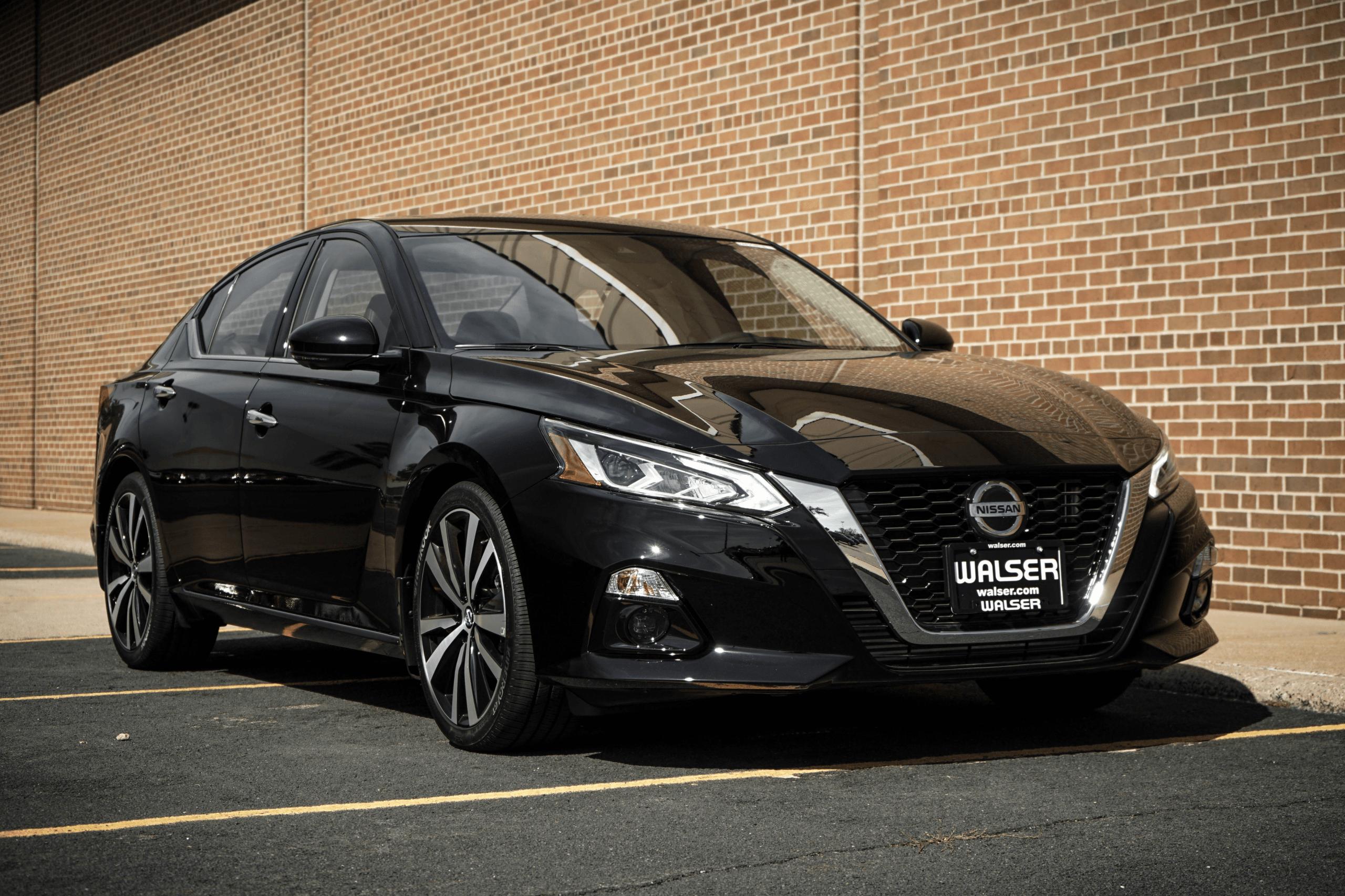 2021 Nissan Altima Coupe Concept