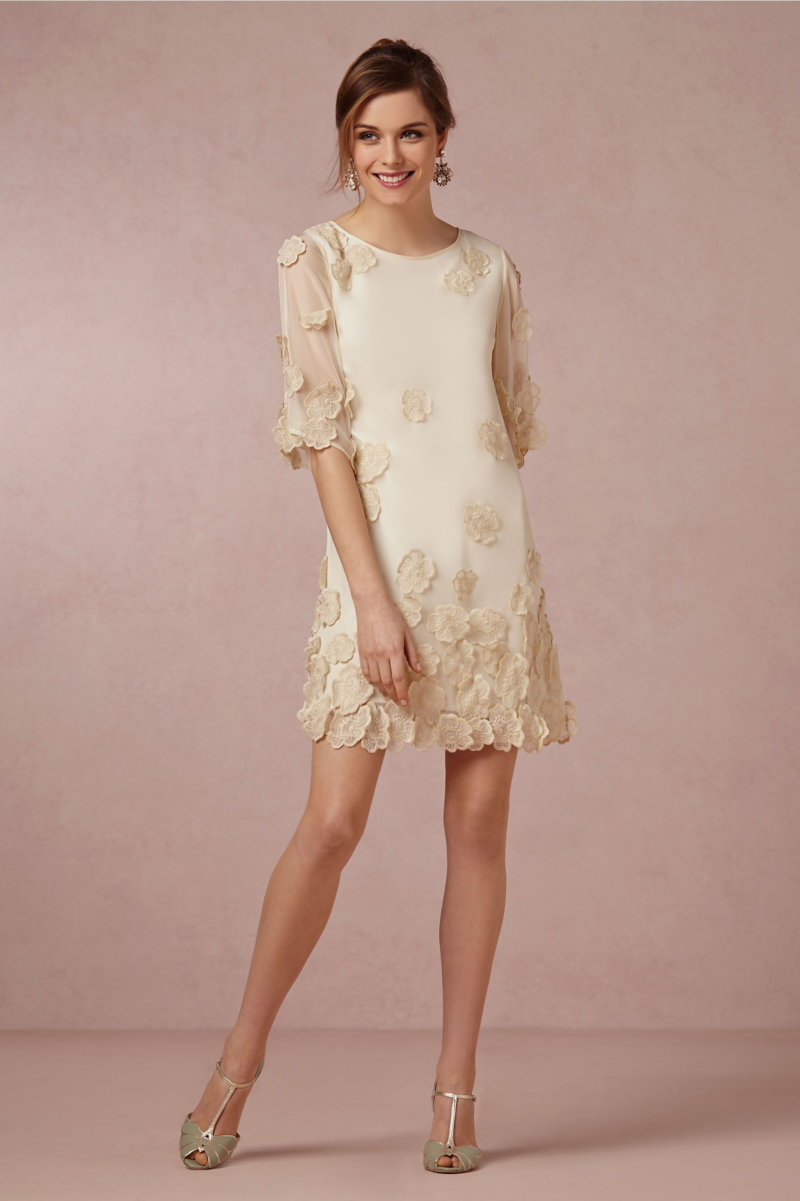 Gardenia Dress from BHLDN - Dress for a bridal party, engagement ...