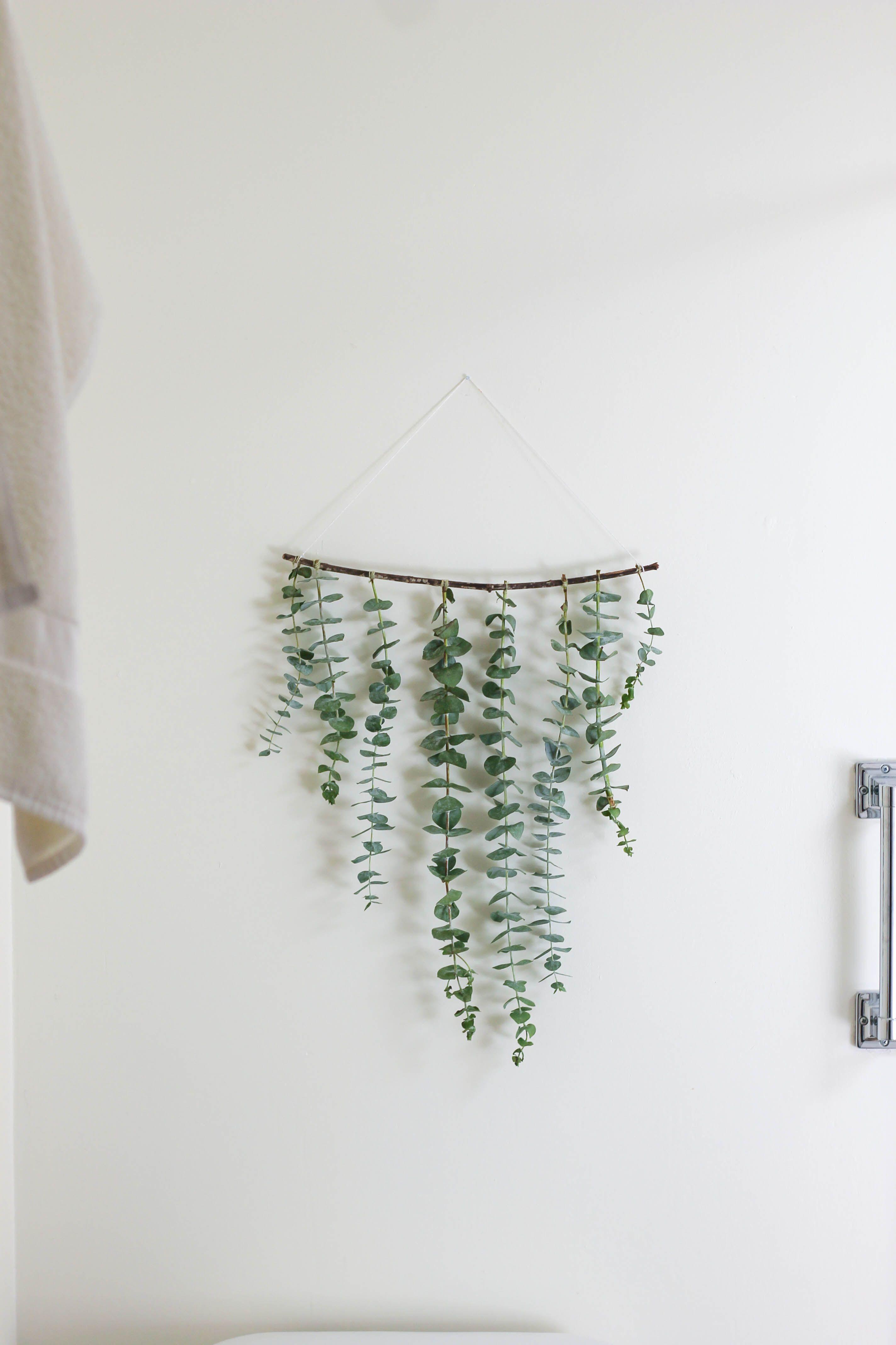 Hanging Eucalyptus D I Y In 2019 Diy Bedroom Decor Diy Home Decor Decor
